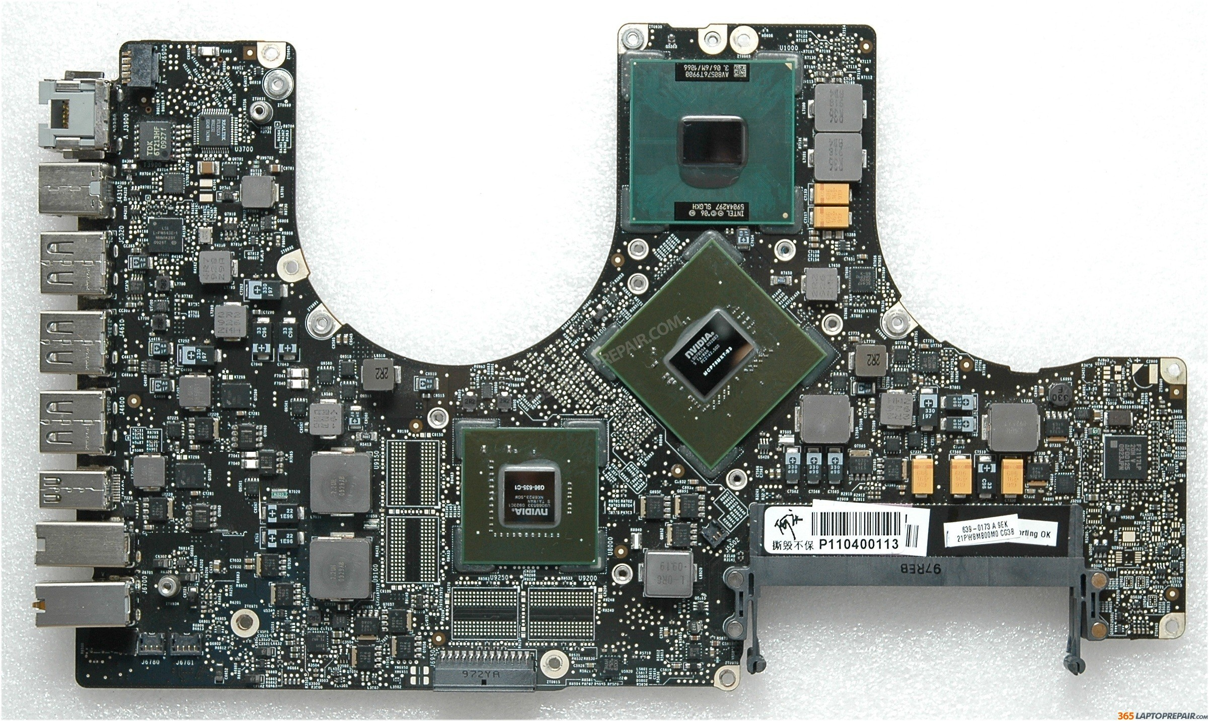 macbook pro logic board